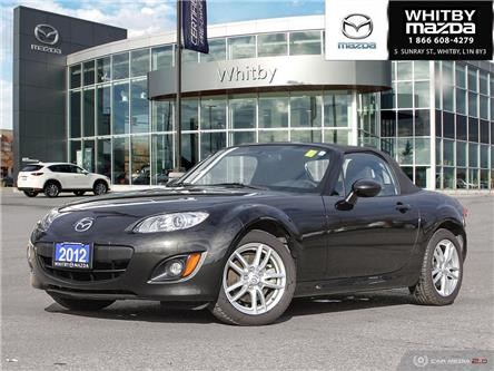2012 Mazda MX-5 GX (Stk: 210202A) in Whitby - Image 1 of 27