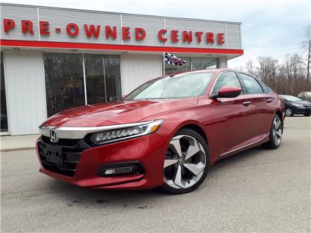 2020 Honda Accord Touring 2.0T (Stk: E-2450) in Brockville - Image 1 of 30
