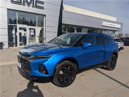 2020 Chevrolet Blazer RS (Stk: B10157) in Orangeville - Image 1 of 22
