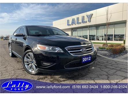 2012 Ford Taurus Limited (Stk: 27001B) in Tilbury - Image 1 of 20