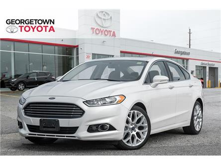 2013 Ford Fusion Titanium (Stk: 13-52695GT) in Georgetown - Image 1 of 20
