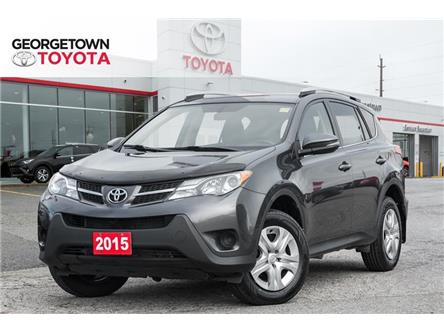 2015 Toyota RAV4 LE (Stk: 15-17290GT) in Georgetown - Image 1 of 18