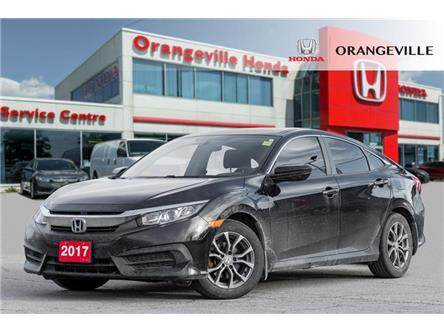 2017 Honda Civic LX (Stk: F20282A) in Orangeville - Image 1 of 19