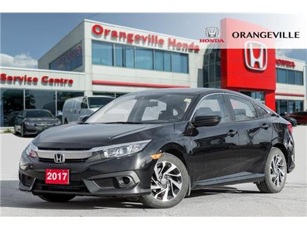 2017 Honda Civic EX (Stk: U3506) in Orangeville - Image 1 of 21