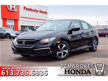 2021 Honda Civic LX (Stk: 21010) in Pembroke - Image 1 of 30