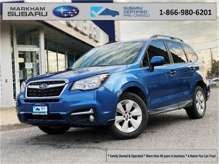 2017 Subaru Forester 2.5i Convenience (Stk: U-2388) in Markham - Image 1 of 28
