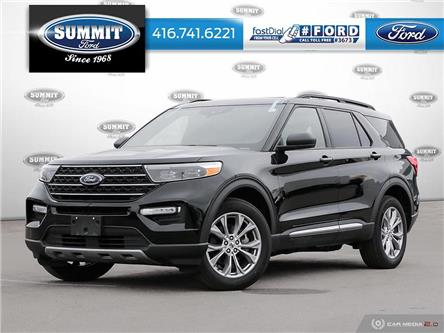 2020 Ford Explorer XLT (Stk: P21900) in Toronto - Image 1 of 27