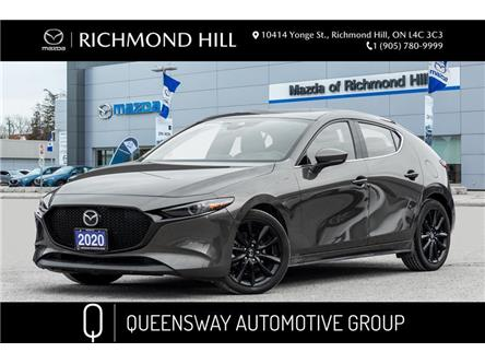 2020 Mazda Mazda3 Sport GT (Stk: 21-009A) in Richmond Hill - Image 1 of 21