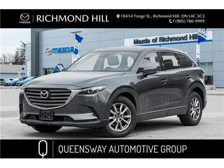 2017 Mazda CX-9 GS-L (Stk: 21-138A) in Richmond Hill - Image 1 of 21