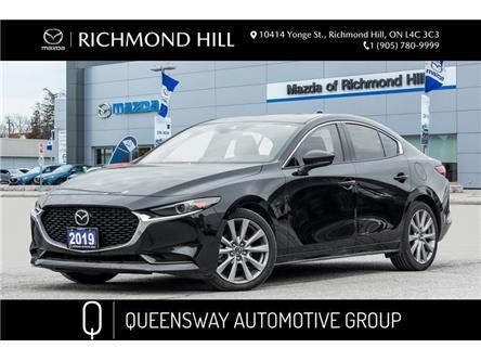2019 Mazda Mazda3 GT (Stk: P0545) in Richmond Hill - Image 1 of 21