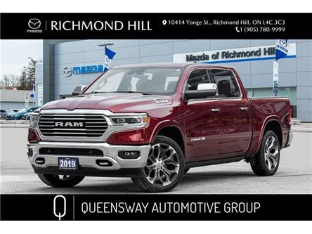 2019 RAM 1500 Laramie Longhorn (Stk: P0557) in Richmond Hill - Image 1 of 22