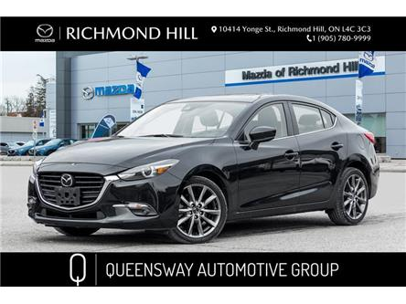 2018 Mazda Mazda3 GT (Stk: P0560) in Richmond Hill - Image 1 of 21