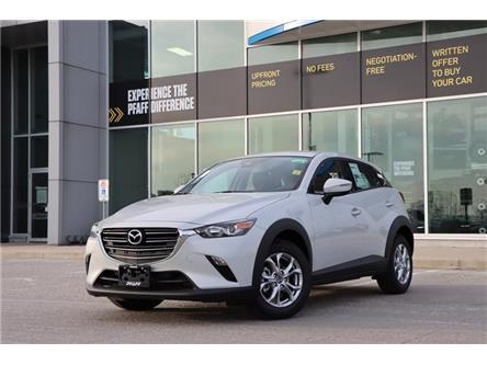2021 Mazda CX-3 GS (Stk: LM9753) in London - Image 1 of 22