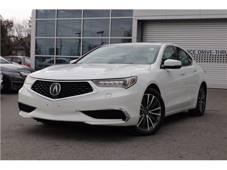 2018 Acura TLX Tech (Stk: P18952) in Ottawa - Image 1 of 27