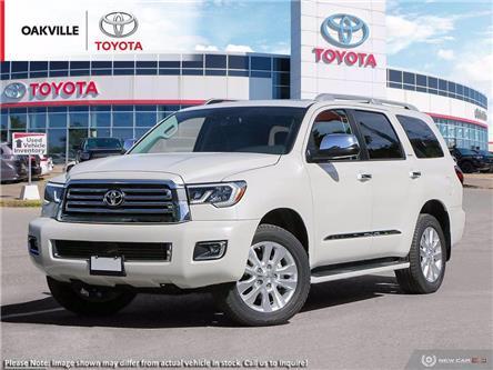 2021 Toyota Sequoia Platinum (Stk: 21119) in Oakville - Image 1 of 23
