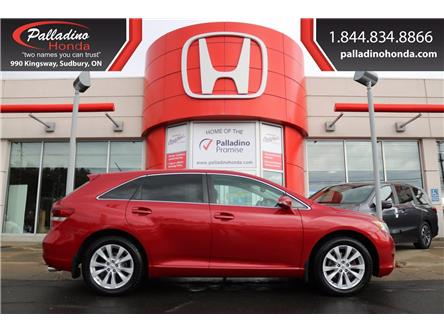 2013 Toyota Venza Base (Stk: U9791A) in Greater Sudbury - Image 1 of 27