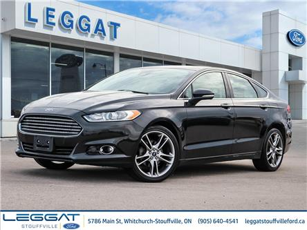 2014 Ford Fusion Titanium (Stk: U5488) in Stouffville - Image 1 of 30