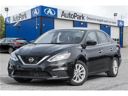 2016 Nissan Sentra 1.8 SV (Stk: 16-60128T) in Georgetown - Image 1 of 18