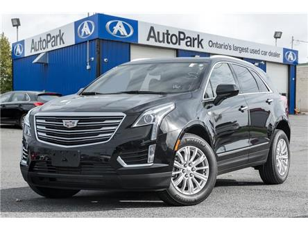 2018 Cadillac XT5 Base (Stk: 18-16877AR) in Georgetown - Image 1 of 19