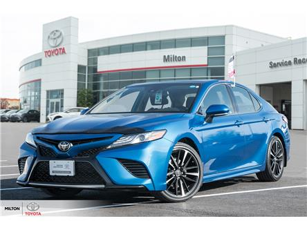 2019 Toyota Camry XSE (Stk: 179435A) in Milton - Image 1 of 21