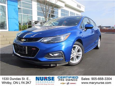 2017 Chevrolet Cruze Hatch LT Auto (Stk: 10X437) in Whitby - Image 1 of 25