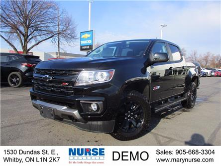 2021 Chevrolet Colorado Z71 (Stk: 21S011) in Whitby - Image 1 of 25