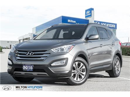 2016 Hyundai Santa Fe Sport 2.4 Luxury (Stk: 349282) in Milton - Image 1 of 22