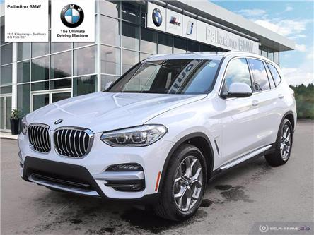 2020 BMW X3 xDrive30i (Stk: 0152D) in Sudbury - Image 1 of 21