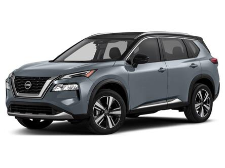 2021 Nissan Rogue Platinum (Stk: N1334) in Thornhill - Image 1 of 3