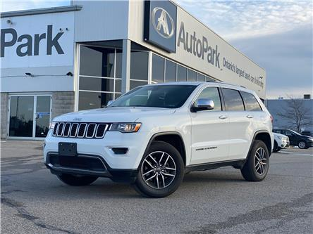 2019 Jeep Grand Cherokee Limited (Stk: 19-95759RJB) in Barrie - Image 1 of 31
