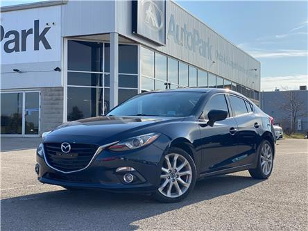 2015 Mazda Mazda3 GT (Stk: 15-40114JB) in Barrie - Image 1 of 27