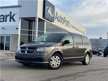 2017 Dodge Grand Caravan CVP/SXT (Stk: 17-61016JB) in Barrie - Image 1 of 25