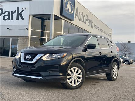 2017 Nissan Rogue S (Stk: 17-49035JB) in Barrie - Image 1 of 23