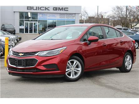 2017 Chevrolet Cruze LT Auto (Stk: R12700) in Toronto - Image 1 of 28
