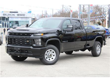 2020 Chevrolet Silverado 2500HD Work Truck (Stk: 3093882) in Toronto - Image 1 of 34