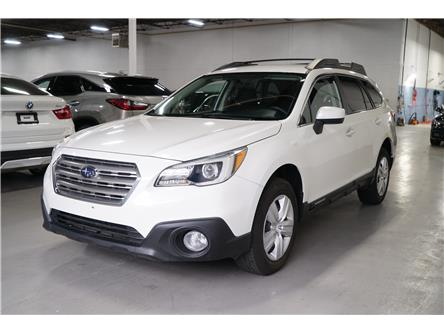 2017 Subaru Outback 2.5i (Stk: #252428) in Vaughan - Image 1 of 24