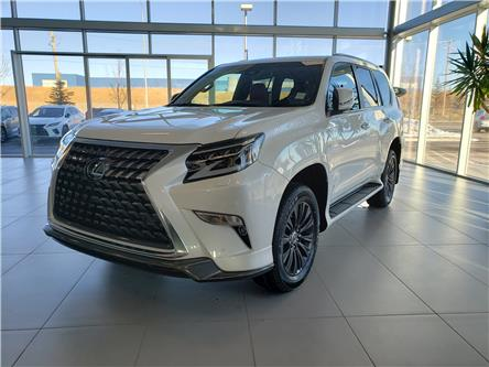 2021 Lexus GX 460 Base (Stk: L21104) in Calgary - Image 1 of 16