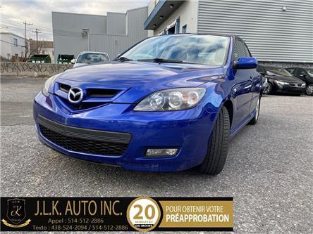 2007 Mazda Mazda3 Sport GS (Stk: K490) in Montréal - Image 1 of 14