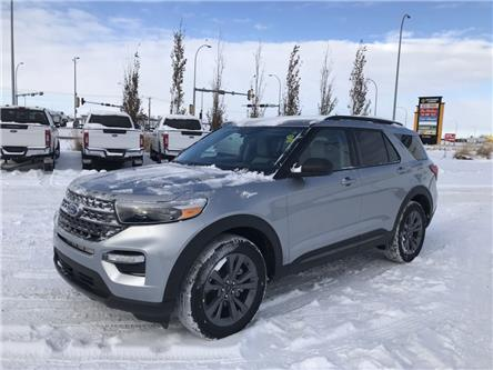2021 Ford Explorer XLT (Stk: MEX003) in Fort Saskatchewan - Image 1 of 23
