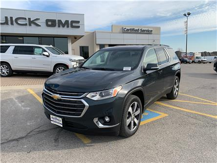 2021 Chevrolet Traverse LT True North (Stk: 47177) in Strathroy - Image 1 of 10