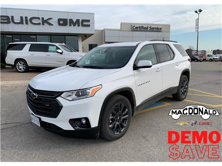 2021 Chevrolet Traverse RS (Stk: 47083) in Strathroy - Image 1 of 9