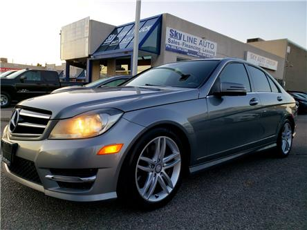 2014 Mercedes-Benz C-Class Base (Stk: ) in Concord - Image 1 of 25