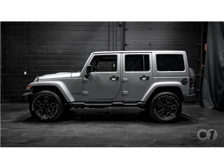 2018 Jeep Wrangler JK Unlimited Sahara (Stk: CT20-668) in Kingston - Image 1 of 44
