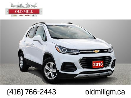2018 Chevrolet Trax LT (Stk: 322638U) in Toronto - Image 1 of 19