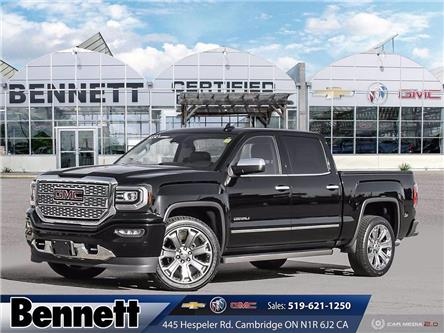 2018 GMC Sierra 1500 Denali (Stk: 200918A) in Cambridge - Image 1 of 27
