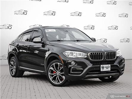 2016 BMW X6 xDrive35i (Stk: U0810B) in Barrie - Image 1 of 27