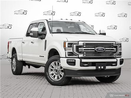 2021 Ford F-250 Limited (Stk: W0048) in Barrie - Image 1 of 27