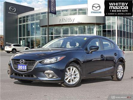 2015 Mazda Mazda3 Sport GS (Stk: 2405A) in Whitby - Image 1 of 27