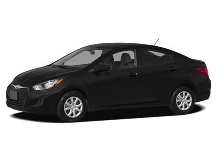 2012 Hyundai Accent GLS (Stk: 20-0691A) in Ottawa - Image 1 of 2