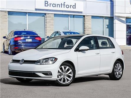 2021 Volkswagen Golf Highline (Stk: GO21838) in Brantford - Image 1 of 23